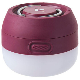 Black Diamond Moji Lantern purple/white